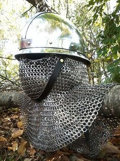 I am in love with this helm. An SCA legal interpretation of a 13th century Varangian Guardsman Helm