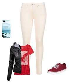 """""""Sans titre #837"""" by harrystylesandliampayne ❤ liked on Polyvore featuring AG Adriano Goldschmied, American Eagle Outfitters, Vans, Casetify, women's clothing, women's fashion, women, female, woman and misses"""