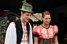Hello all, Today I will return to Hungary, to talk about one of the most famous costume and embroidery traditions in that country, t. Folk Clothing, Hungarian Embroidery, Family Roots, Traditional Outfits, Hungary, Beautiful People, Captain Hat, Culture, Costumes