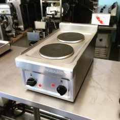 Berjaya (Malaysia) HT-2 electric hot top cooker available here. For more of our products please visit www.mrmetalcorp.com or contact 032 495 7828. #cebu #mrmetalindcorp #food #foodservice #electriccooker #berjaya #hotplate #cooking #commercialkitchen #culinary #catering #hotels #restaurants