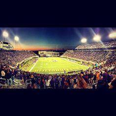 East Carolina University Football Stadium