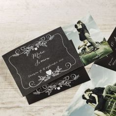 Maak van jullie trouwkaart een uniekplaatje. www.tadaaz.be | Tadaaz #huwelijk #romantisch #invite #uitnodiging Design