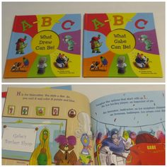 Personalized book from I See Me giveaway ends 12/10/2015