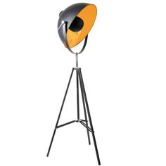 CAPTAIN F | Напольный светильник в стиле лофт