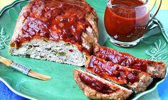 Smoked Turkey/Chicken Meatloaf