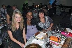 Magnet's Lyndi Roberts, Narasha Ramlutchman Nel and Melanie Smyth