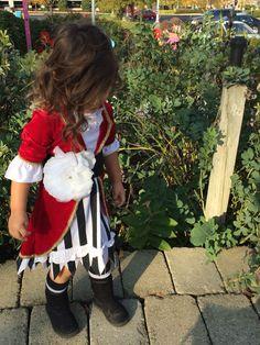 Captain EO! Lima costume