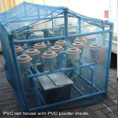 Lots of things to do with PVC pipe