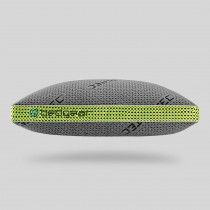 The bedgear BG-X' performance pillow features a unique conforming REACT™ core that is designed to dynamically fit any sleep position and provides constant cradling and weightless support for your head, neck and shoulders. Natural Sleep, Cool Technology, Mattress Protector, Pillows, Cool Stuff, Bedding, Design, Bliss, Core