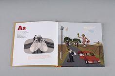 Šmalcova ABECEDA | české ilustrované knihy pro děti | Baobab Books - could have any book from this Publish House, 3+