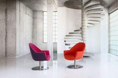 Fließend und dabei kantig - THONET-Möbel - Stühle, Tische, Sessel und Sofas, Design-Klassiker aus Bugholz und Stahlrohr