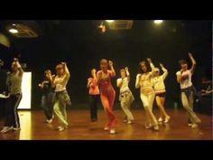 Girls Generation-Chocolate Love practice Ver.