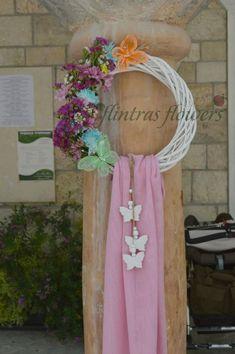 Christening, Cherry Blossom, Confetti, Ladder Decor, Flower Girl Dresses, Bloom, Wedding Dresses, Sarah Kay, Party