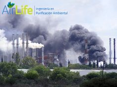 PURIFICACIÓN DE AIRE AIRLIFE te dice. ¿cómo ataca el  Dióxido de azufre?  El SO2 ataca a los materiales de construcción que suelen estar formados por minerales carbonatados, como la piedra caliza o el mármol, formando sustancias solubles en el agua y afectando a la integridad y la vida de los edificios o esculturas. http://www.airlifeservice.com