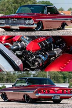 One of the best and legendary car. #chevy #impala #chevy impala #classic car Pickup Car, American Classic Cars, S Car, Chevrolet Impala, Hot Wheels, Muscle Cars, Cool Cars, Engineering, Bike