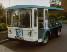 I miss the sound of the milk floats and the bottles in the morning.