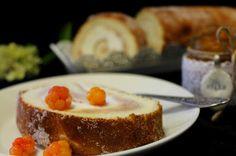 Kakkuviikarin vispailuja!: Lakka-jäätelötorttu