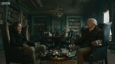 Magic returns to England in the fantastical series Jonathan Strange & Mr Norrell on Blu-ray from RLJ Entertainment Green Library, 19th Century London, King Club, Mad Science, Science Fiction, Black Magic Woman, Built In Bookcase, Love Blue, Period Dramas
