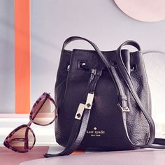 Kate Spade New York – she's been waiting for you.