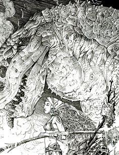 tree queen detail by MANSYC on DeviantArt