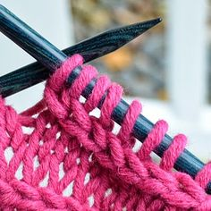 The Intriguing Chain Stitch: How To Do | Colorful Stitches