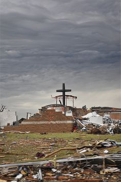 Joplin Tornado Destruction