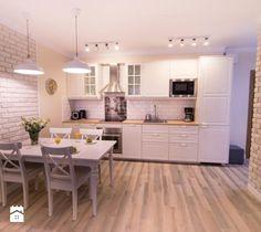 Apartament II | Gdańsk - Kuchnia, styl prowansalski - zdjęcie od kuldesign
