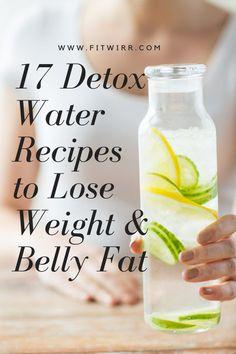 17 best detox infused water recipes to lose weight and belly fat fast. 17 best detox infused water recipes to lose weight and belly fat fast. Detox Diet Drinks, Detox Diet Plan, Cleanse Detox, Juice Cleanse, Detox Juices, Stomach Cleanse, Detox Foods, Smoothie Cleanse, Bebidas Detox