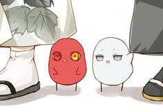 Akashi and Chihiro
