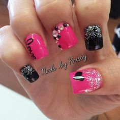 Instagram media nailsbykristy #nail #nails #nailart