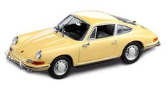 Over the decades, Porsche race cars have been responsible for writing motorsports history. Feel like a part of the winning team with this limited edition 1:43 scale Champagne Yellow Porsche 901.