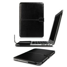 "Apple MacBook Air PU Leather Protective Cover, 11.6"", 13.3"", 13"""