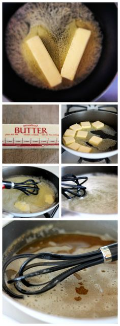 How to Brown Butter #Howto