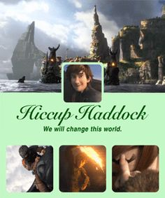 Hiccup (original post: http://riseofthebravetangled-dragons.tumblr.com/post/99062483349/inspired-by-x)