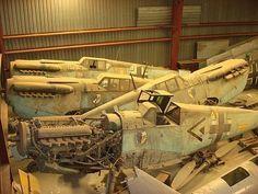 "Hispano Aviación HA-1112 ""Buchon"""