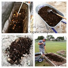 Clover House: Making Your Own Organic Compost