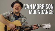 How To Play Van Morrison - Moondance - YouTube
