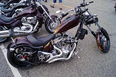 Harley Days in Hamburg Germany in 2013