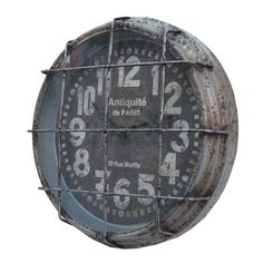 clock Time Changer, Somewhere In Time, Phonograph, Industrial Chic, Joss And Main, Game Room, Kids Bedroom, Playroom, Signage