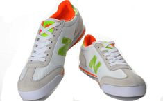 purchase cheap 33571 5987b Boutique en ligne New Balance 360 2012 Running Femme, Blanc Orange  Fluorescente Verte Running Shoes