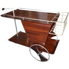 50's Cart by Jorge Zalszupin