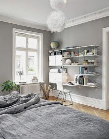 The Design Chaser: Homes to Inspire | Cosy in Sweden
