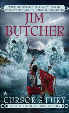 The whole series is awesome, but this was my favorite one!    Bestseller Books Online Cursor's Fury (Codex Alera, Book 3) Jim Butcher $9.99