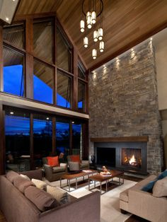 8 best Aspen Interior Design Envy images on Pinterest   Arquitetura     Mountain Modern Design LOVE