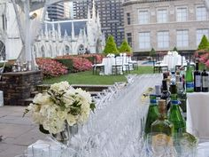 620 Loft & Garden - rooftop wedding venue NYC