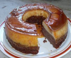 Image may contain: dessert and food Portuguese Desserts, Portuguese Recipes, Sweet Recipes, Cake Recipes, Dessert Recipes, Churros, No Bake Desserts, Delicious Desserts, Almond Joy Cookies