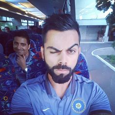 8 pictures from Virat Kohli Instagram proving how he rules the social media!