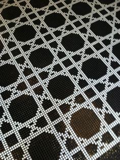 Winckelmans tiles to be found in amsterdam at intercodam van der pol b v wout tegels vloer - Deco corridor zwart wit ...