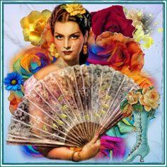 """Flamenco"" by elyeyer on Polyvore"