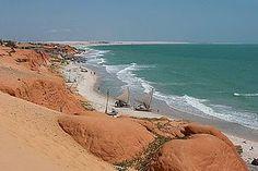Canoa Quebrada. Fortaleza, Ceará